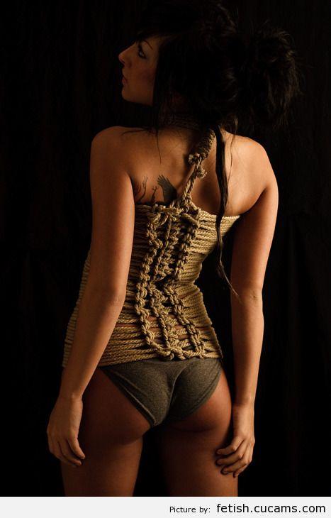 Fetish Uniform Babe by fetish.cucams.com